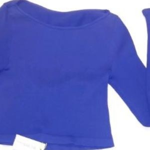 BCBG CROP TOP - NEW WITH TAG